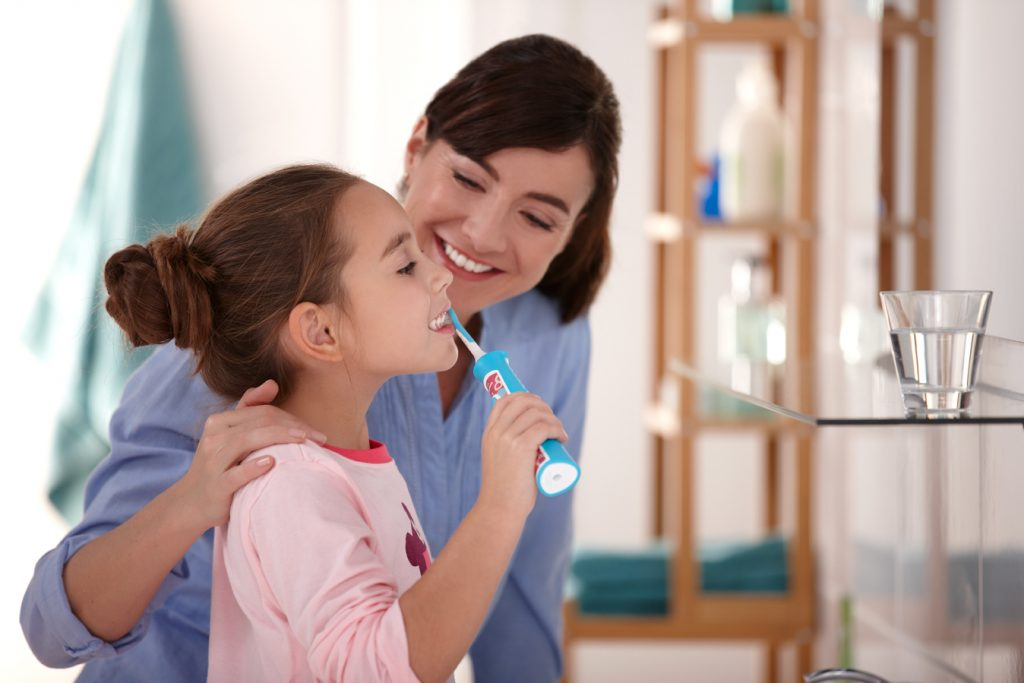 improving children's oral health