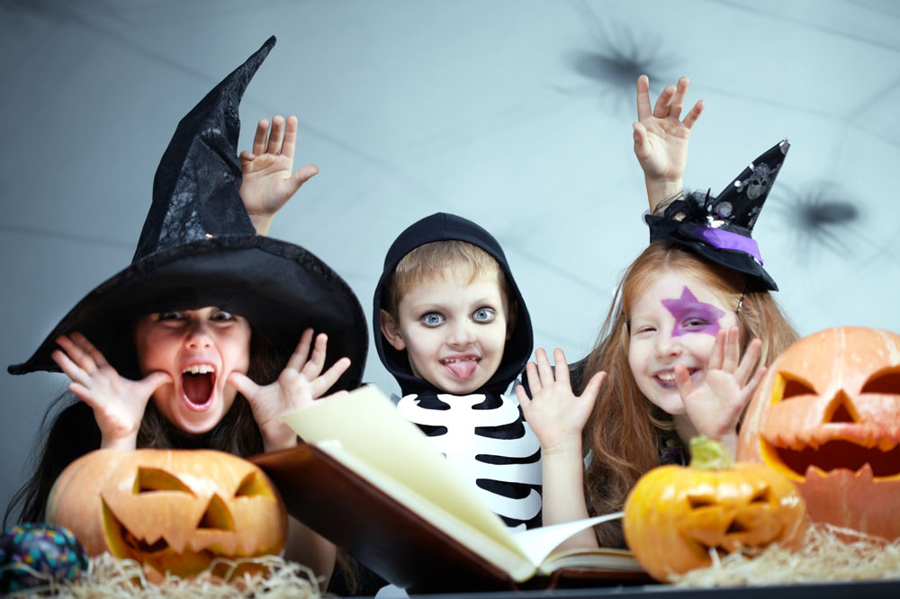 dentists warn over halloween horror