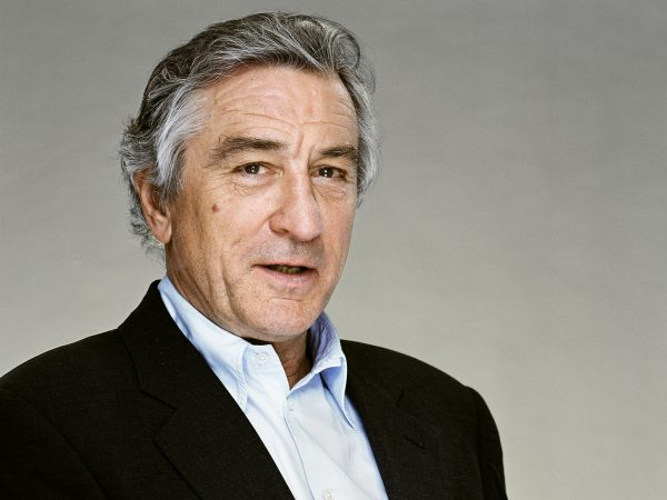 robert de niro has dentophobia