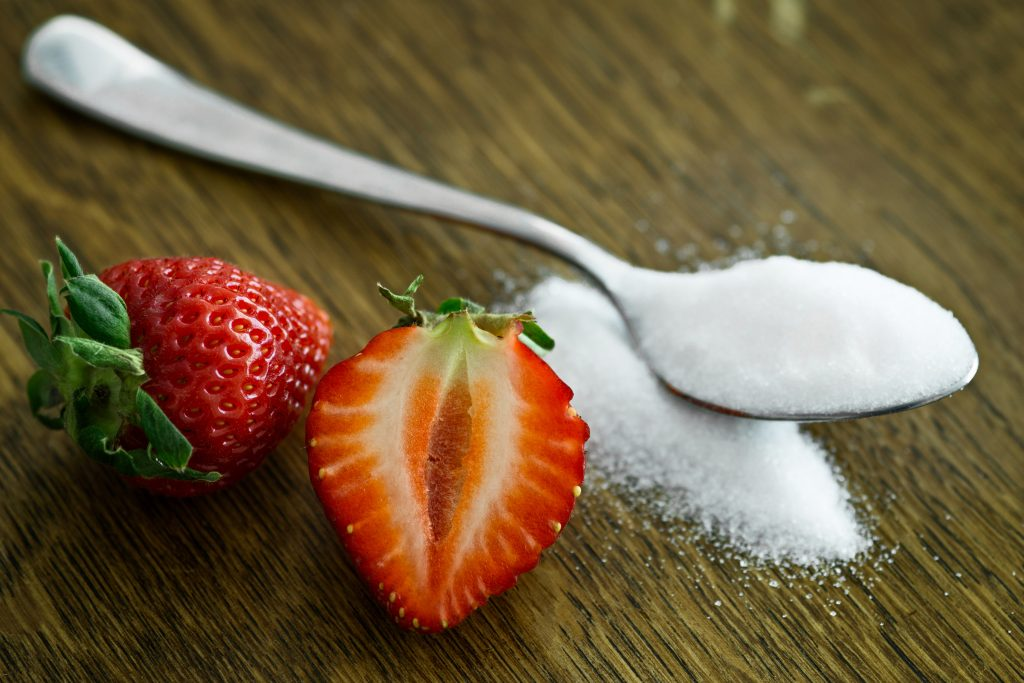 8 ways to cut down on sugar