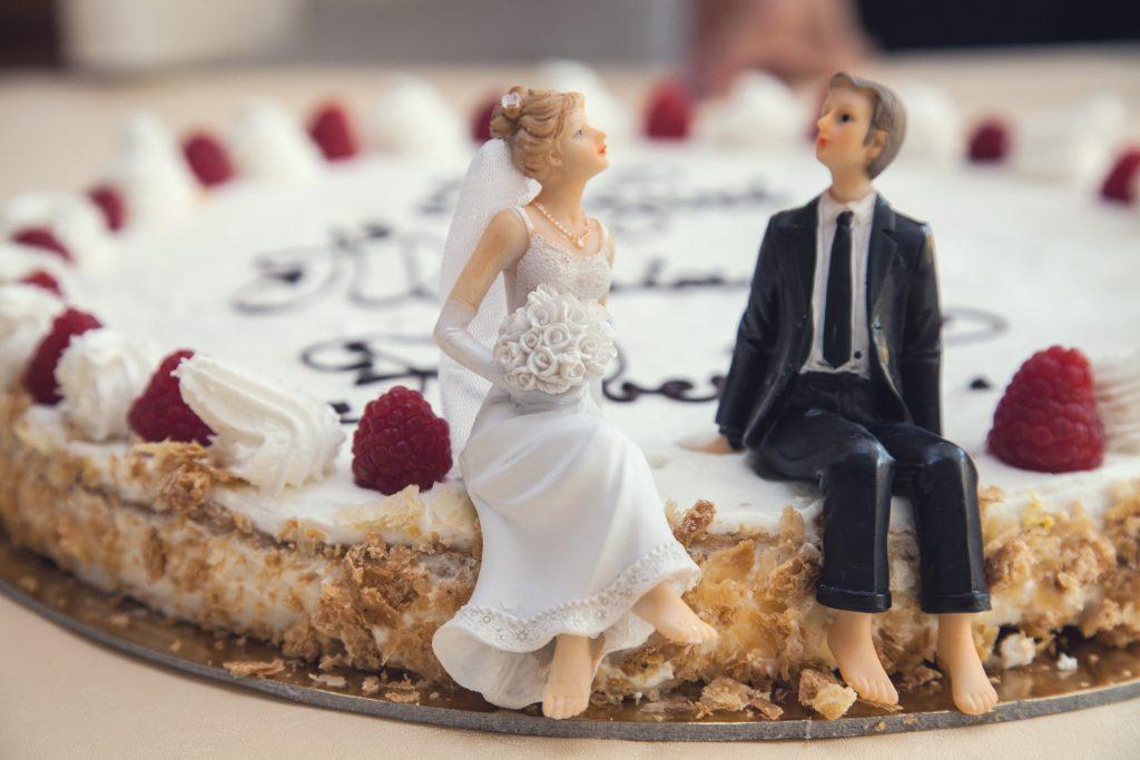 5 things wedding day