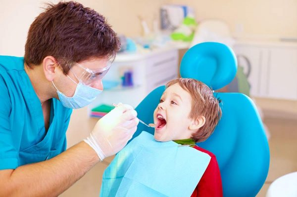 dental phobia in children