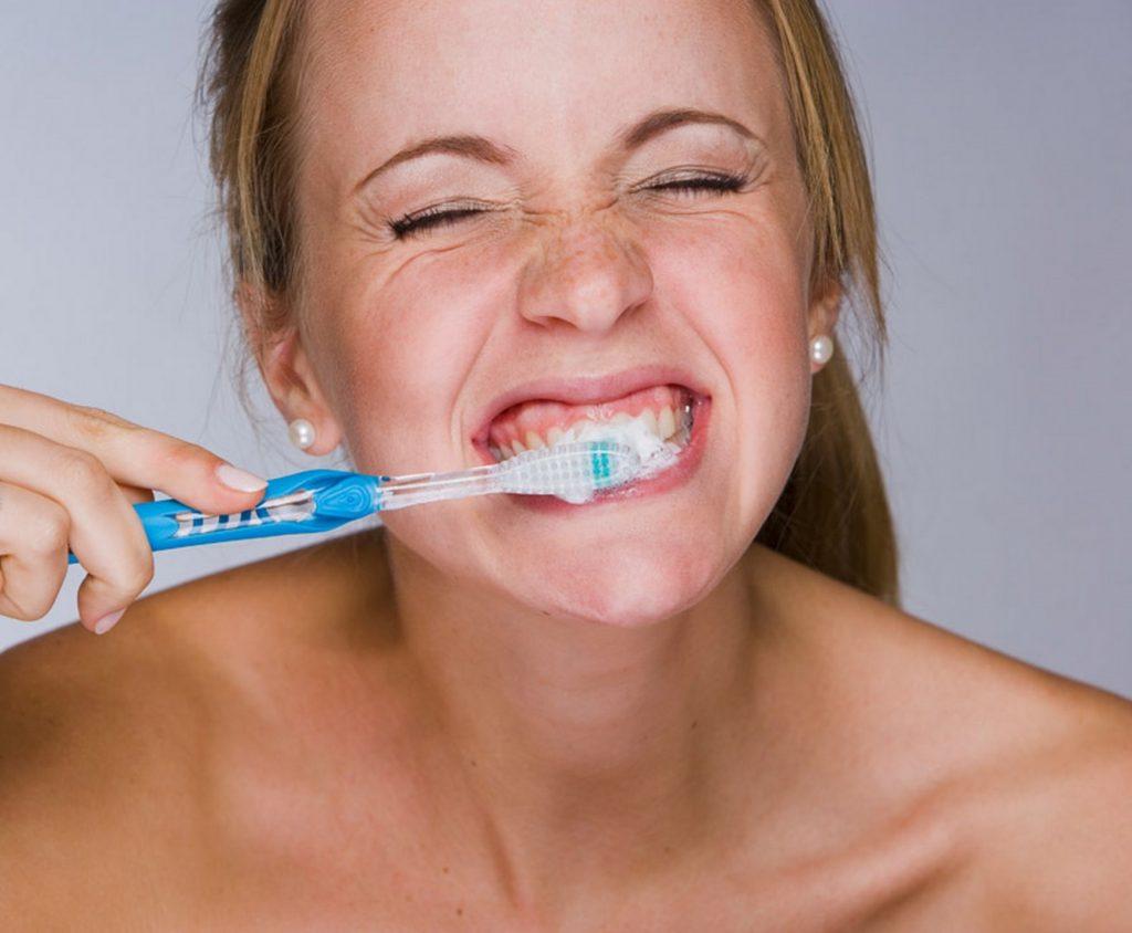 bad, brushing, habits, toothbrush