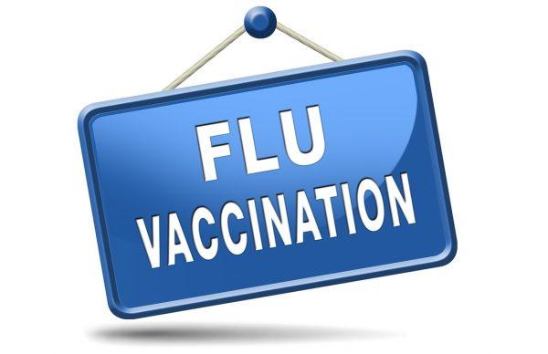 flu jab, flu vaccination, winter, health, flu, illness, smiling