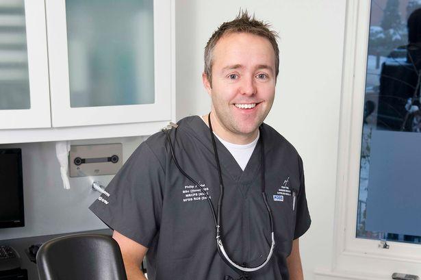 philip friel scottish dental care group