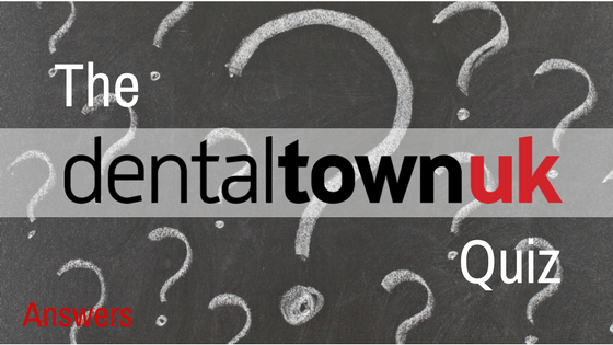 dentaltownuk quiz March