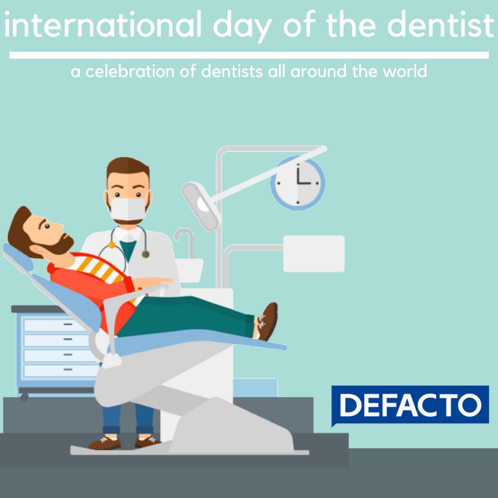 international day of the dentist, dentists, dentist appreciation, dentistry, oral health