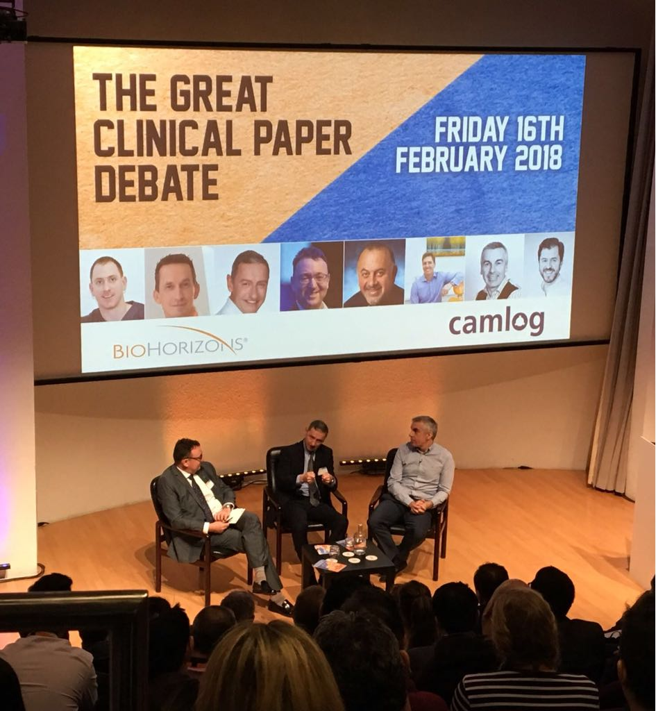 The great clinical paper debate