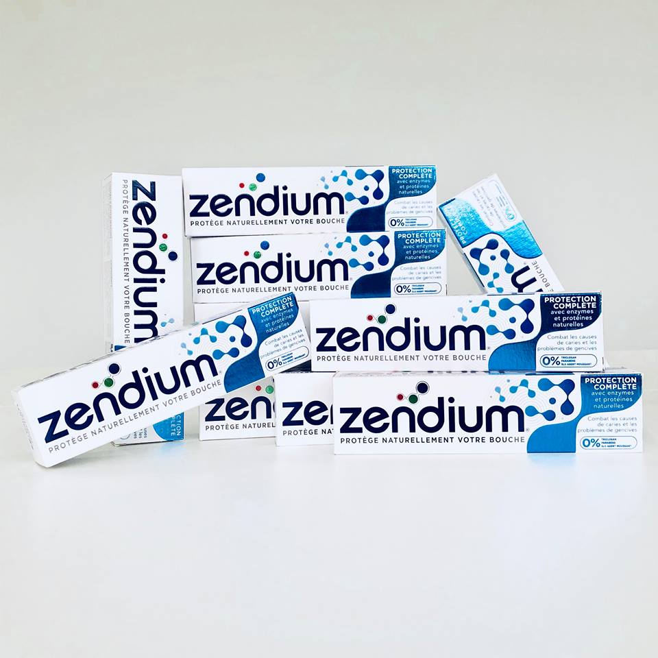Zendium, Zendium Toothpaste, Zendium Toothpaste Review, Unilever, toothpaste review