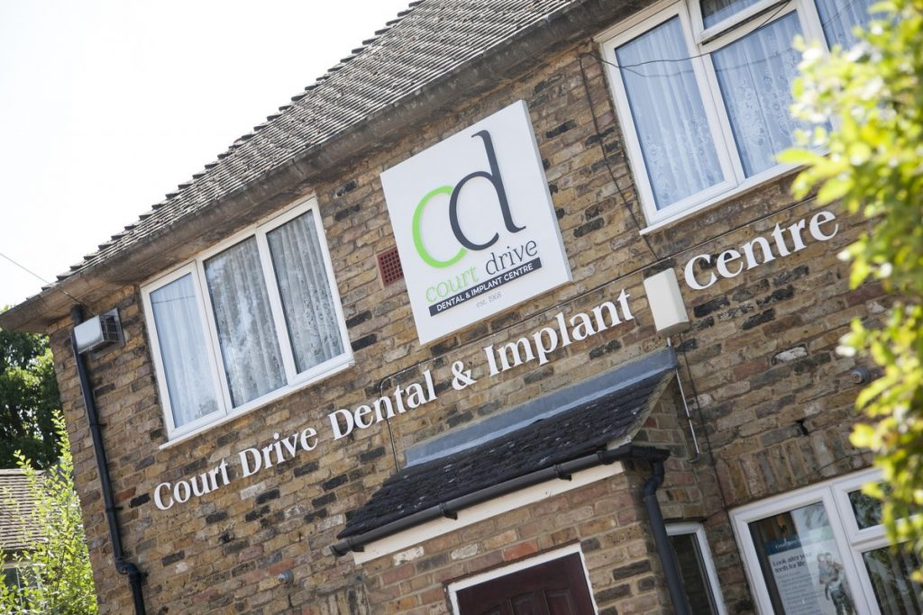 Court Drive Dental Practice 1100 AT 1024x683