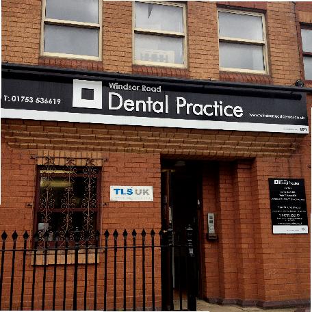 Windsor Road Dental Practice  5696 AT