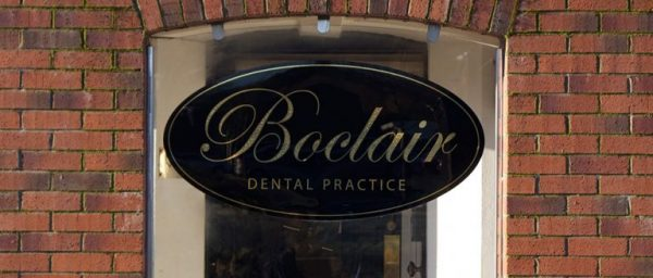 boclair dental practice 600x256
