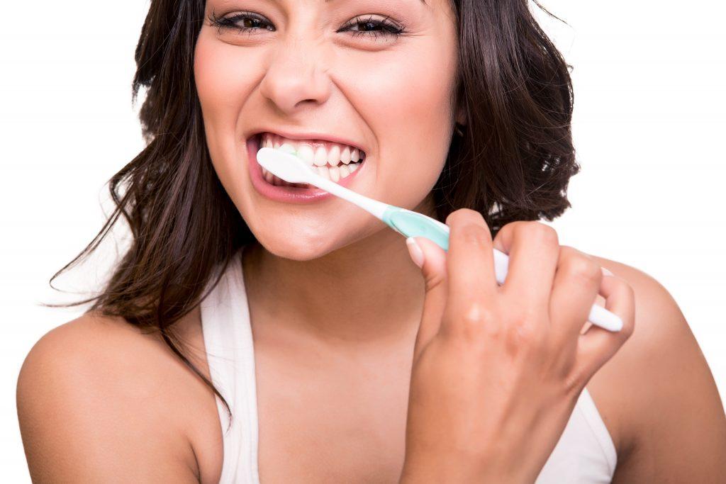 teeth corosion