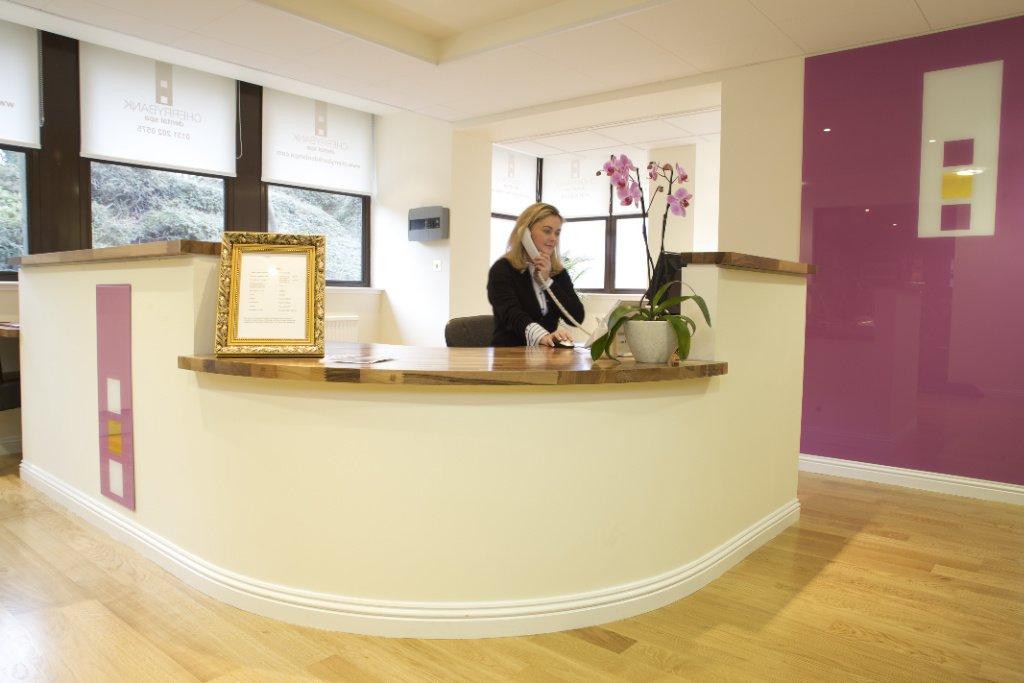 cherrybank dental spa edinburgh