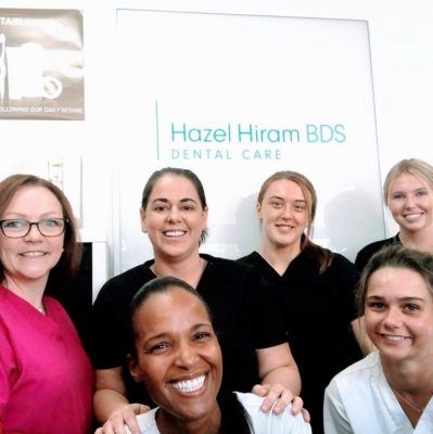 hazel hiram dental care 399x400