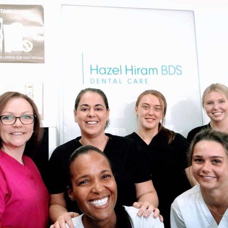hazel hiram dental care