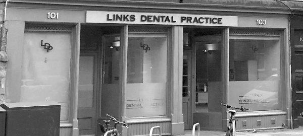 links dental practice 600x270