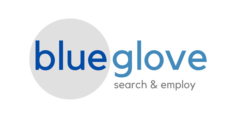 blue glove jobs