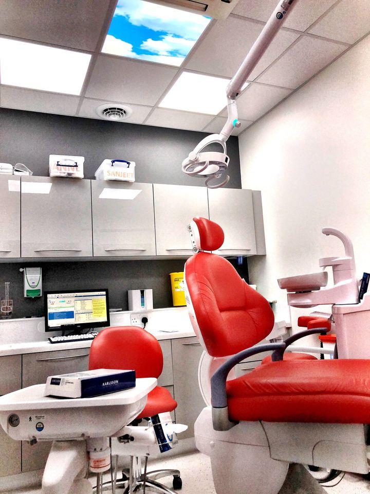 woodford dental care