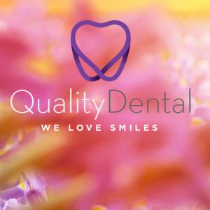 Quality Dental Logo 300x300