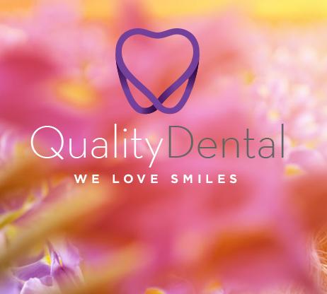 Quality Dental Logo