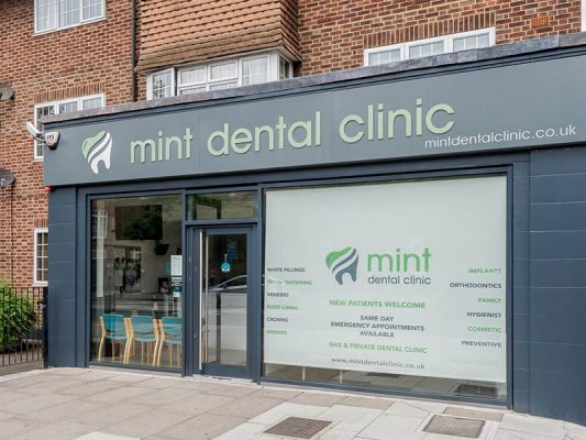 mint dental clinic 533x400