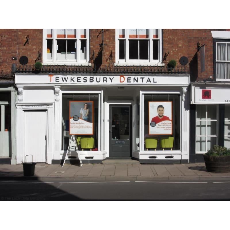dentist in tewkesbury